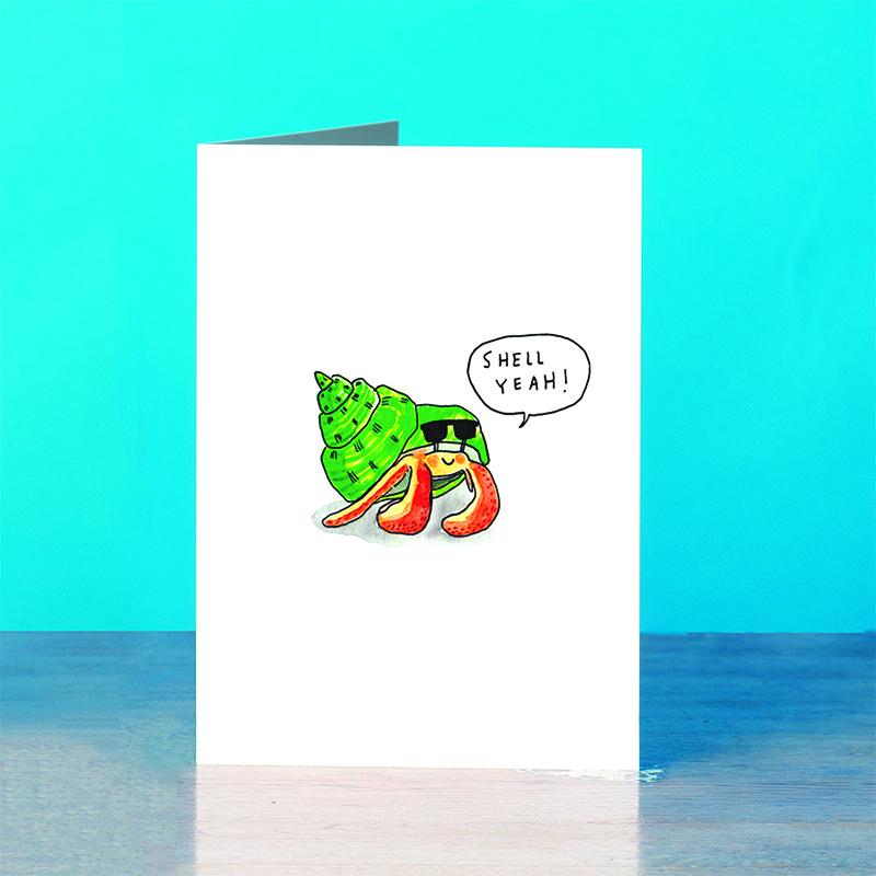 Shell-Yeah_-Ocean-pun-greetings-card_SM27_OT