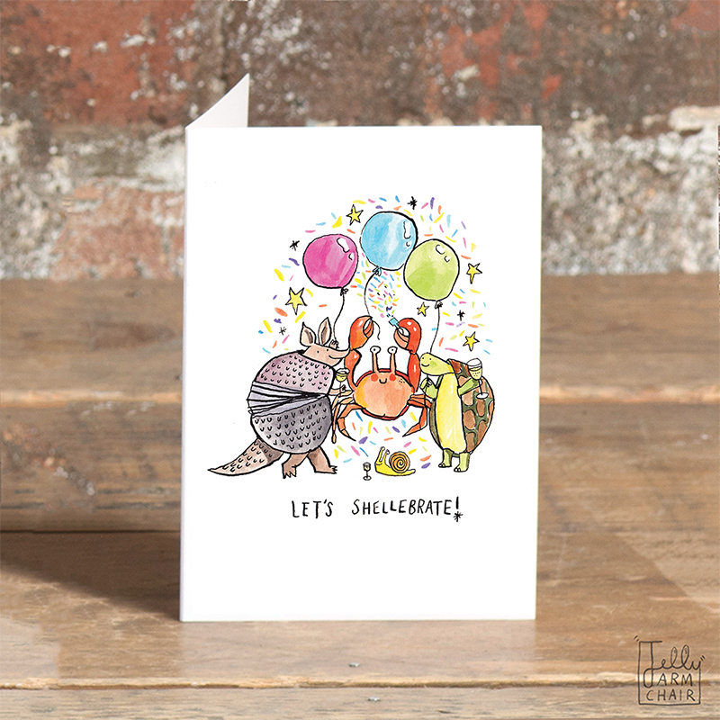 Shellebrate_-Congratulations-greetings-card-or-part-invite-for-animal-lovers_SO20_OT