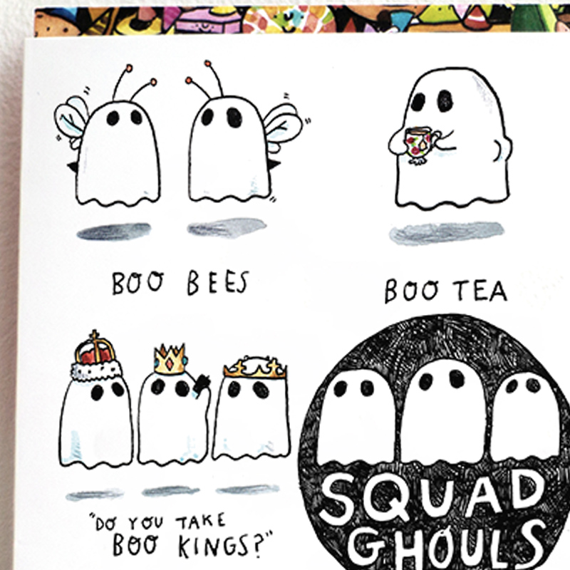 Squad-Ghouls_-Squad-Goals-card-with-ghost-puns.-Halloween-Card-or-cards-to-send-to-friends_MP33_CU