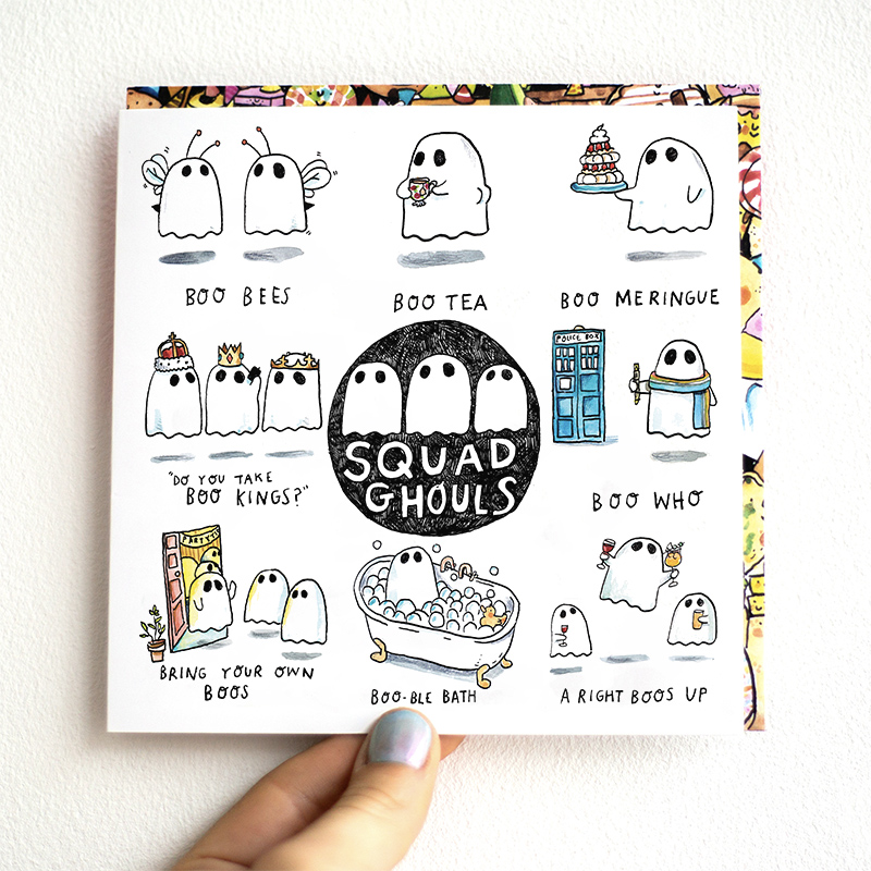 Squad-Ghouls_-Squad-Goals-card-with-ghost-puns.-Halloween-Card-or-cards-to-send-to-friends_MP33_THB