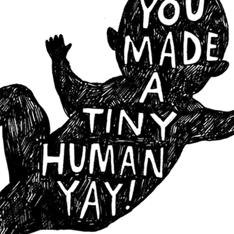 Tiny-Human_-Funny-New-baby-greetings-card.-Congratulations-on-the-new-arrival-greetings-card_BW31_CU