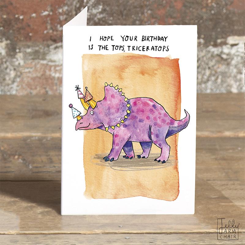 Triceratops-Birthday_Dinosaur-themed-birthday-card-with-dinosaur-pun_POP08_OT