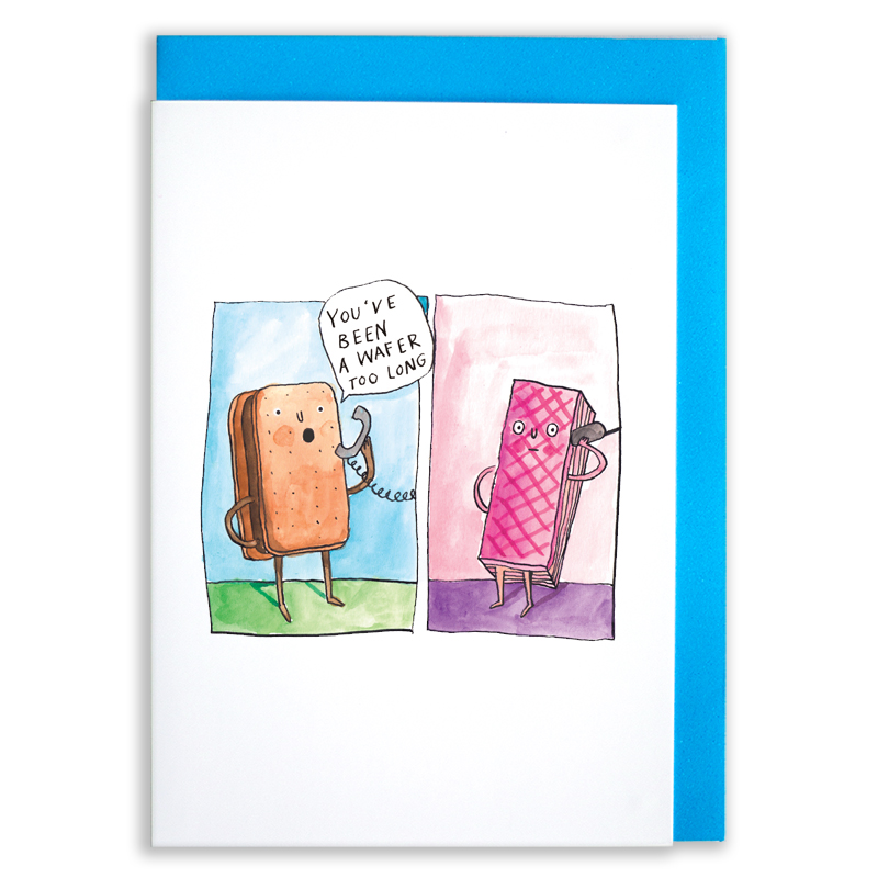 Waffer-too-long_Funny-biscuit-greetings-card-for-long-distance-needs-SM18_WB
