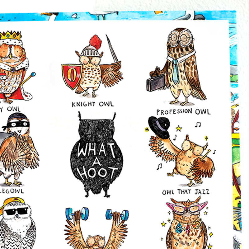 What-a-Hoot_-Owl-pun-greetings-card-or-party-invite.-Cards-for-bird-watchers_MP19_CU