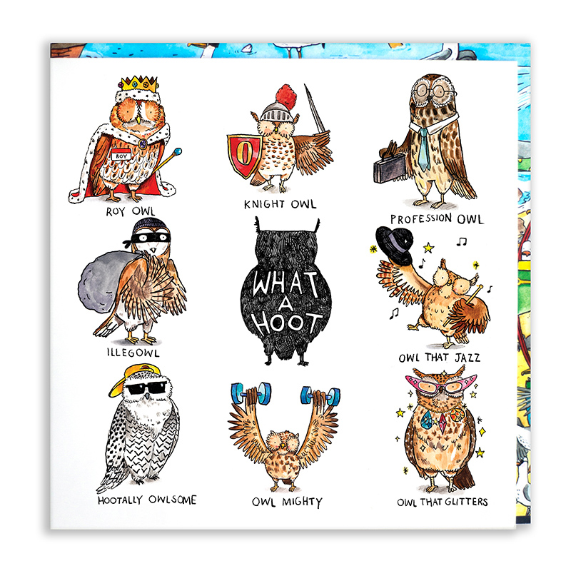 What-a-Hoot_-Owl-pun-greetings-card-or-party-invite.-Cards-for-bird-watchers_MP19_WB-