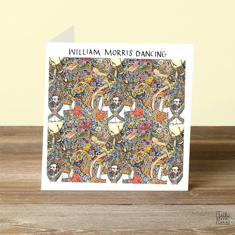 William-Morris_-William-Morris-Dancing-pun-greetings-card-for-fine-art-lovers-and-Morris-dance-enthusiasts_SA04_OT