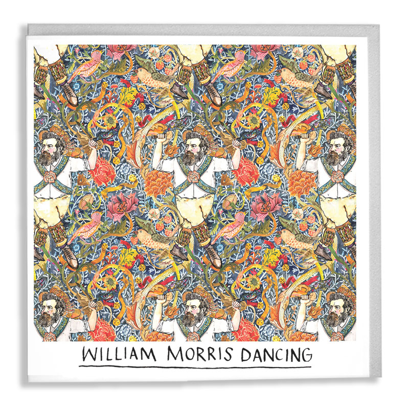 William-Morris_-William-Morris-Dancing-pun-greetings-card-for-fine-art-lovers-and-Morris-dance-enthusiasts_SA04_WB