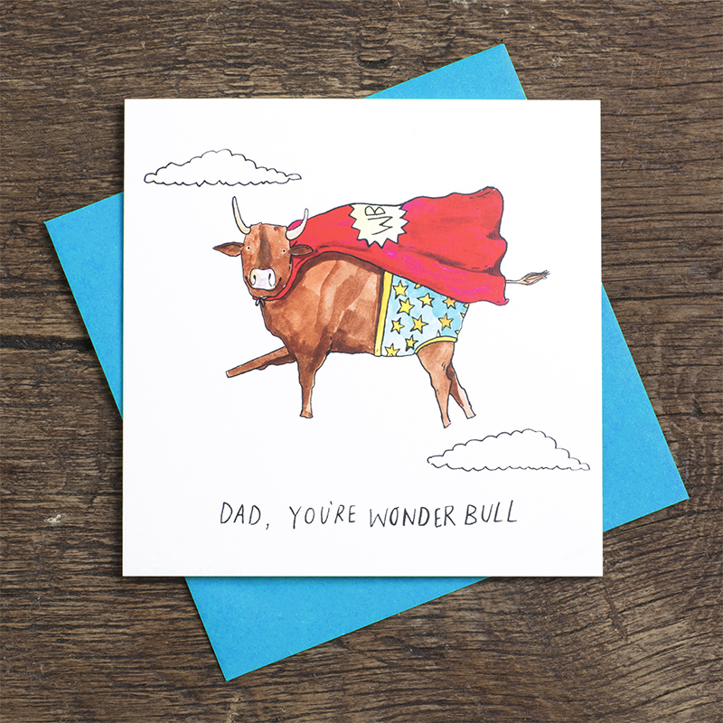 Wonder-Bull_-Super-Hero-Dad-Fathers-Day-Card-with-funny-pun_FD01_FLC