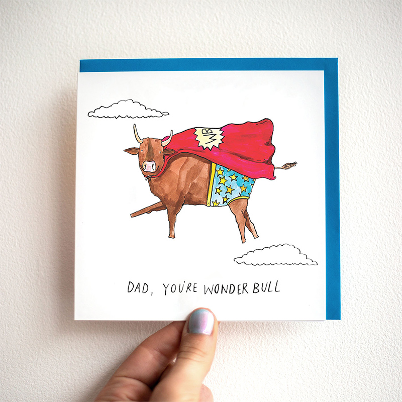 Wonder-Bull_-Super-Hero-Dad-Fathers-Day-Card-with-funny-pun_FD01_THB