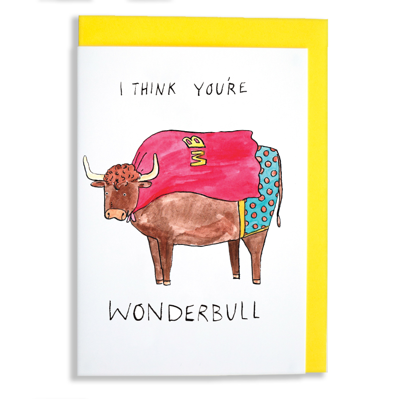 Wonderbull_-Motivational-greetings-card-with-superhero-and-cow-pun_IT01_WB