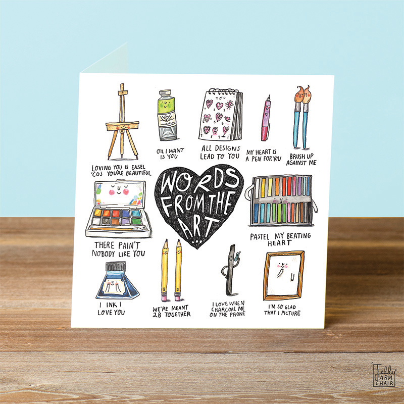 Words-From-The-Art_-Anniversary-or-Valentines-day-card-for-Artists-and-Art-lovers.-Art-Pun-Greetings-card_MP26_OT.