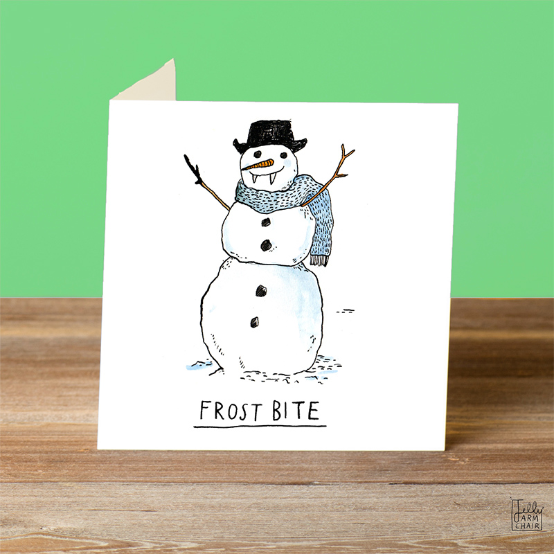 Frost-Bite_-Funny-Snowman-Christmas-card-with-frosty-pun_CH07_OT