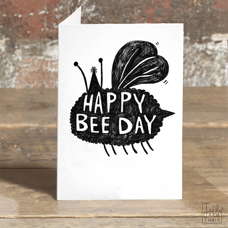 Happy-Bee-Day_-Bee-themed-birthday-card-for-nature-and-insect-enthusiasts_BW03_OT