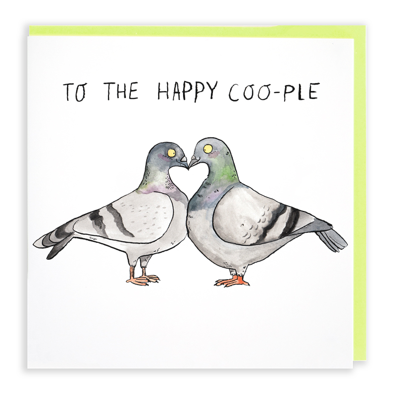 Happy-Coople_Pigeon-themed-wedding-card-for-newly-wed-animal-lovers_WD04_WB