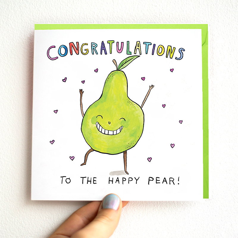 Happy-Pear_-Fruit-themed-wedding-card-for-healthy-eaters_WD02_THB