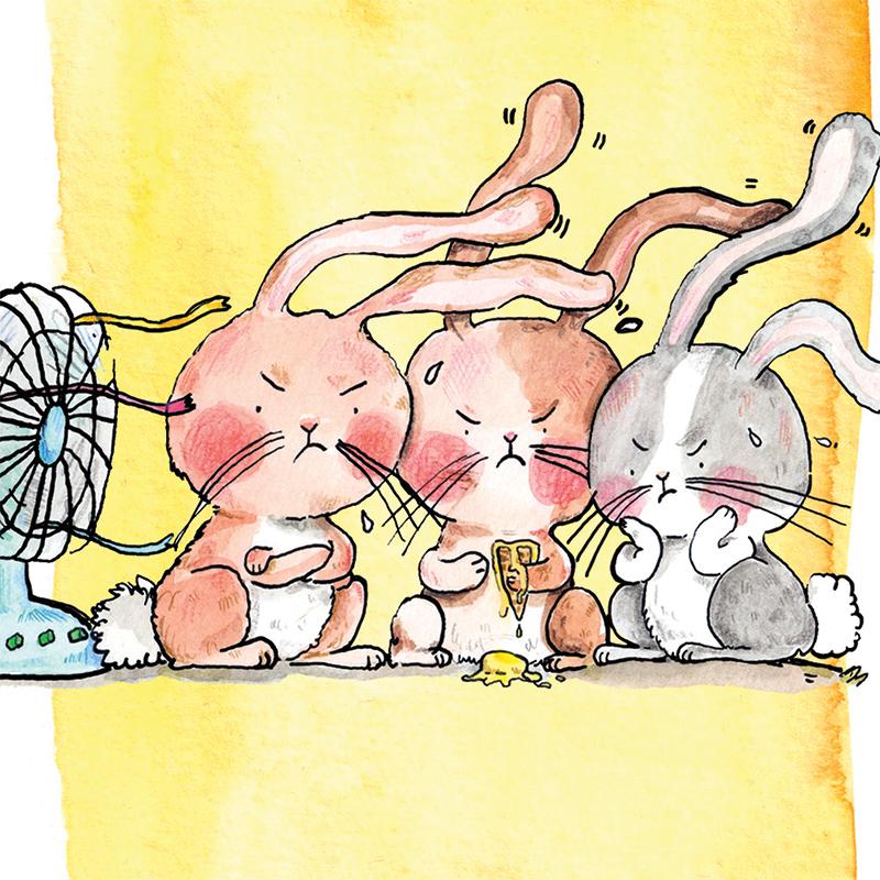 Hot-Cross-Buns_-Funny-Easter-card-with-rabbit-pun.-Hot-Cross-Bun-greetings-card-_POP11_CU