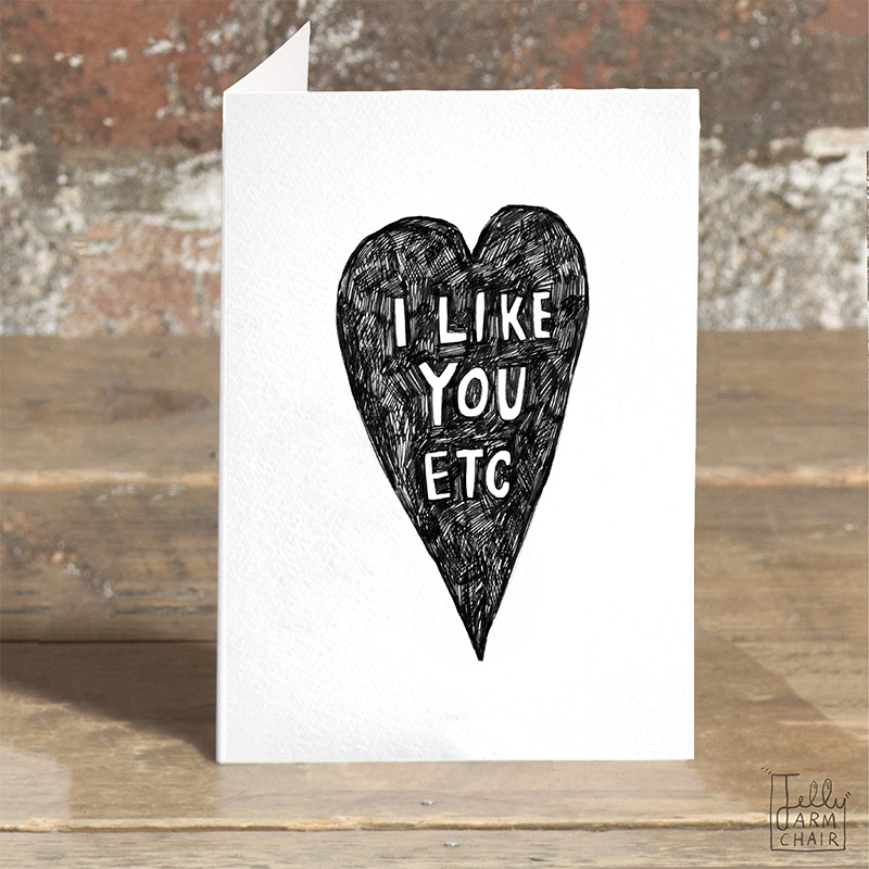 I-Like-You_-Funny-valentines-day-card-or-anniversary-cards-for-people-who-like-to-keep-things-simple_BW12_OT