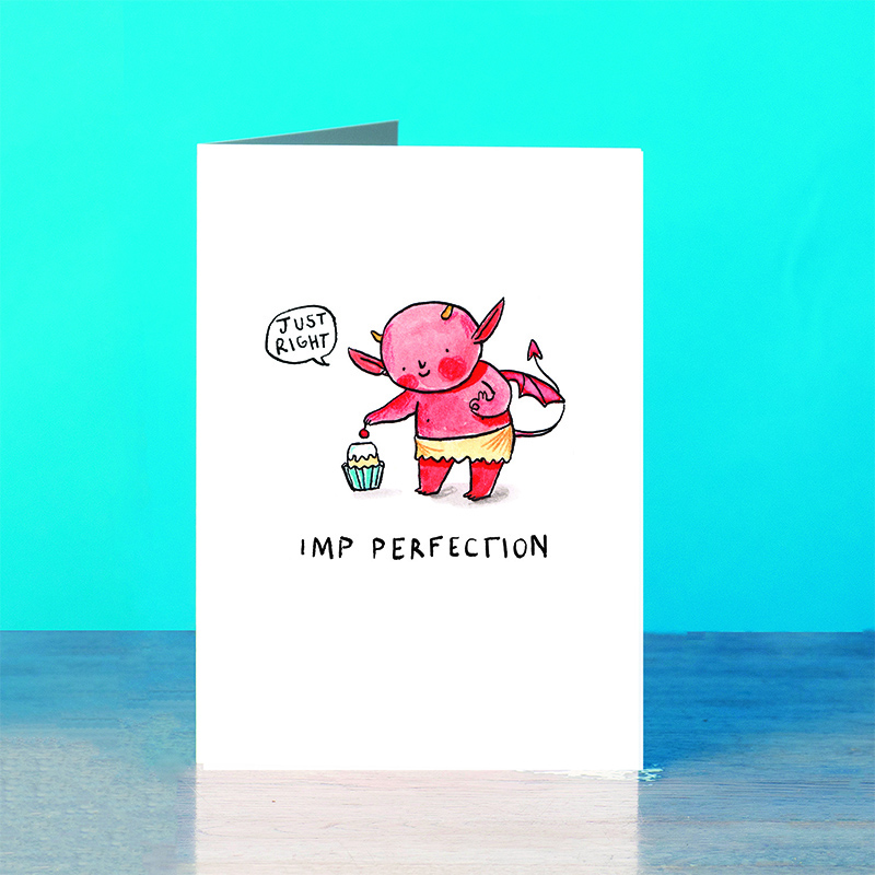 Imp-Perfections_Greetings-card-for-perfectionist-bakers-and-cake-lovers_SM52_OT