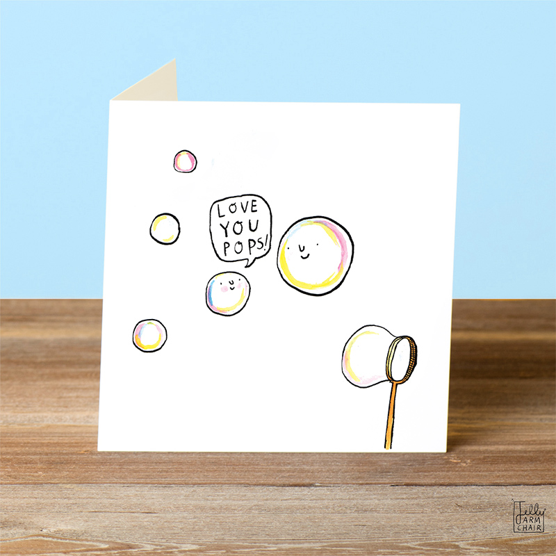 Love-You-Pops_-Illustrated-Fathers-Day-card-with-bubble-pun_FD14_OT
