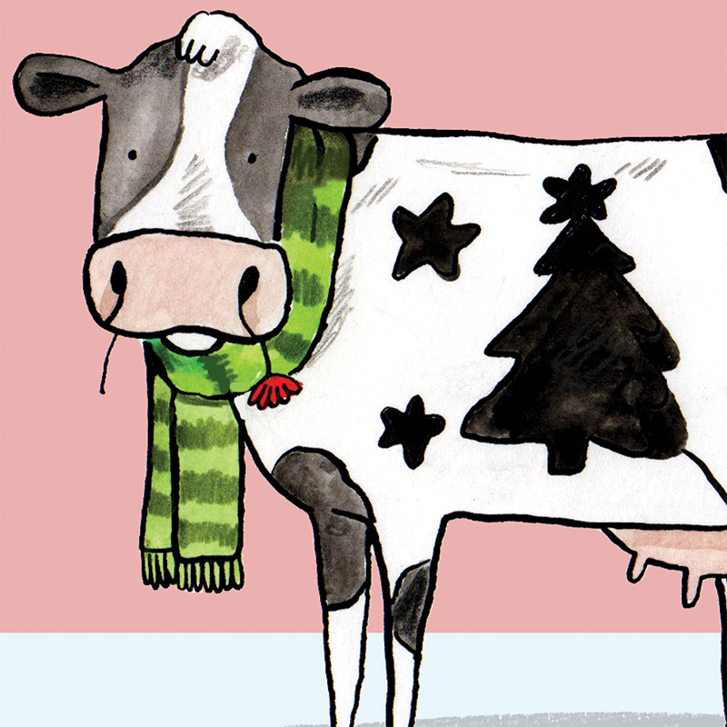 Mooey-Christmas_Cow-pun-Christmas-card_-Christmas-cards-for-farmers_SP09_CU