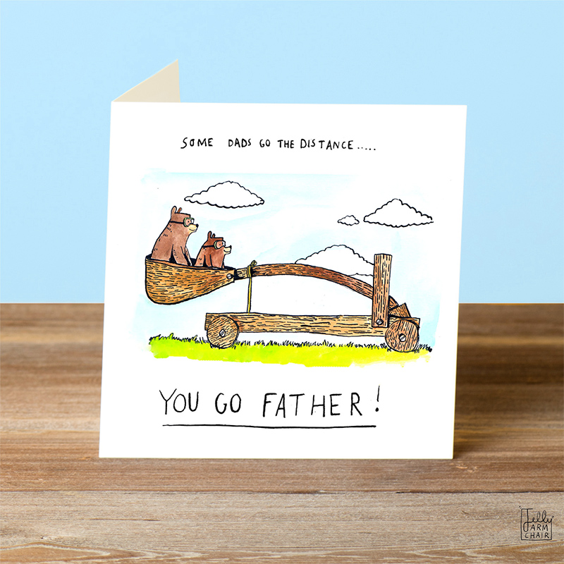 You-Go-Father_-Meaningful-Fathers-Day-Card-with-bear-puns_FD04_OT