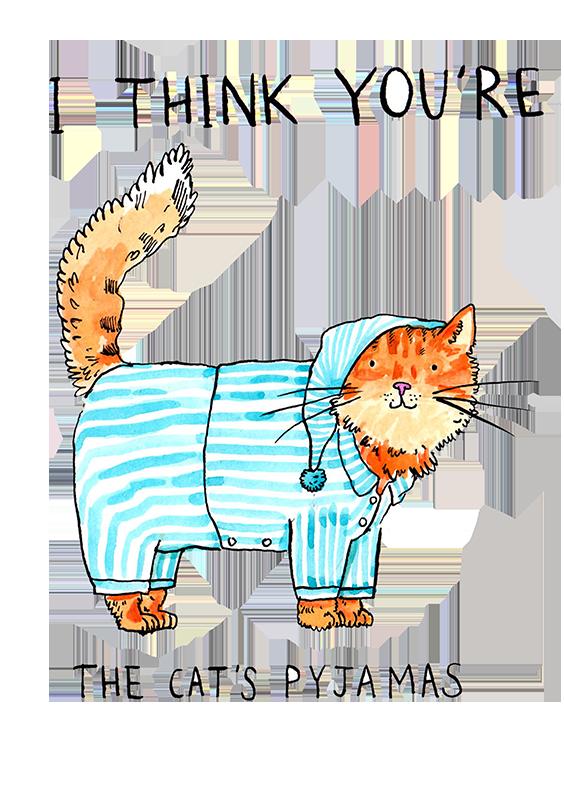 cats-pyjamas
