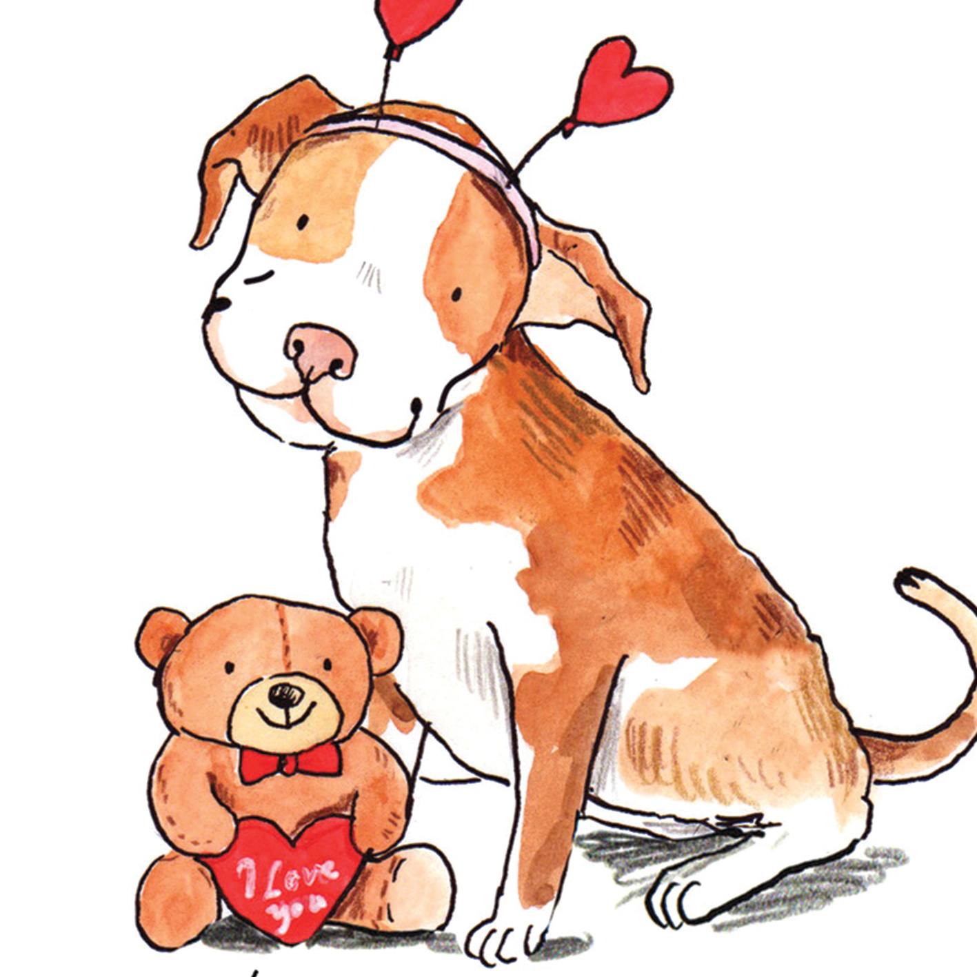Little-Pit-Romantic-dog-themed-greetings-card_SM71_CU